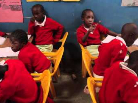 The Kibera School for Girls – I Know I Can