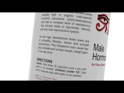 Dherbs Male Hormonal Formula