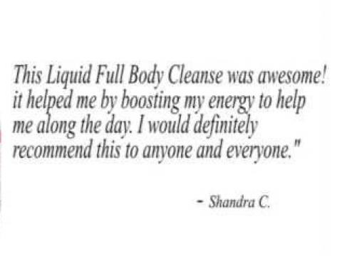 DHERBS Liquid Full Body Cleanse