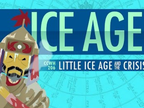 Climate Change, Chaos, and The Little Ice Age