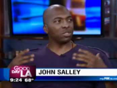 John Salley(vegan) on Good Day LA