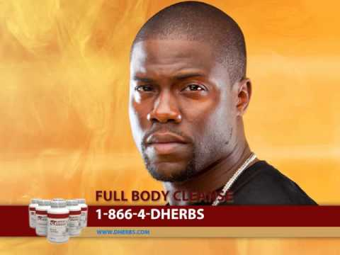 Kevin Hart jokes with DHERBS CEO