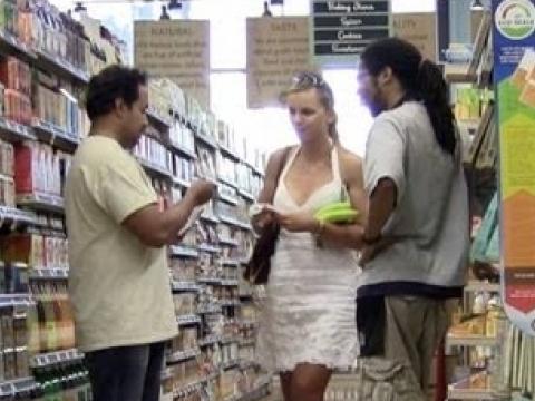 Whole Foods Shopping Prank