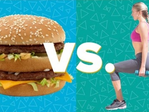 You Vs. Junk Food