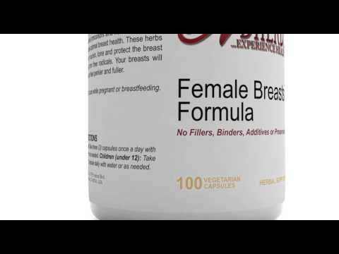 Dherbs Female Breasts