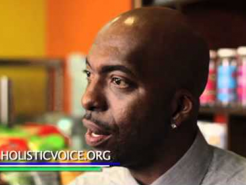 NBA Star John Salley on Nutrition and Eating a Plant-Based Diet