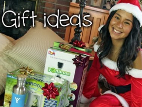 Christmas Gift Ideas for Vegans/Raw Vegans