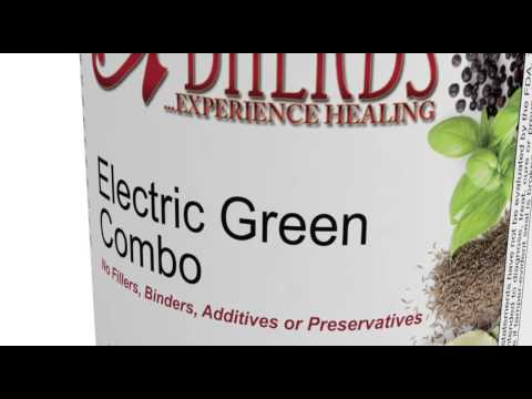 Dherbs Electric Greens Combo