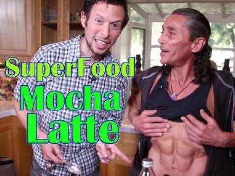 Superfood Mocha Latte with Dr. Robert Cassar