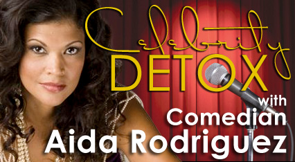Celebrity Detox with Comedian Aida Rodriguez – Day 5
