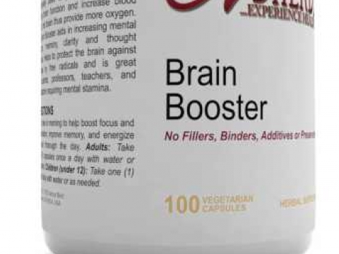 DHERBS Brain Booster