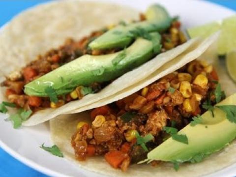 Vegetarian Tacos!