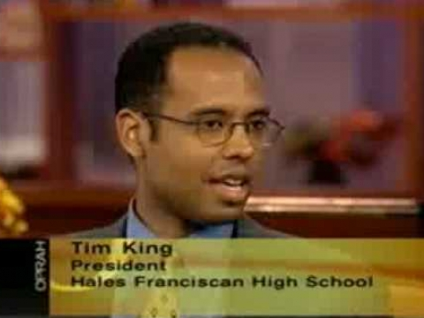 Oprah's Angel Tim King