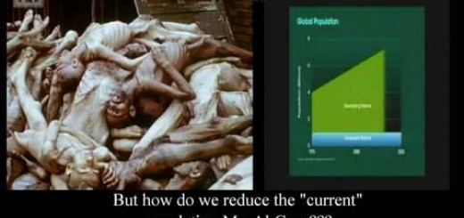 Depopulation and The New World Order Part 1