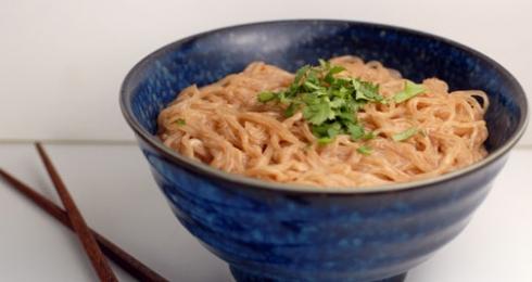Sesame Kelp Noodles