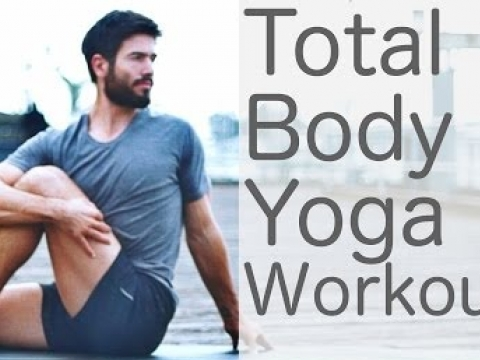 Total Body Yoga Workout With Tim Senesi