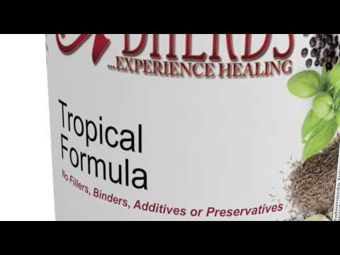 Dherbs Tropical Formula