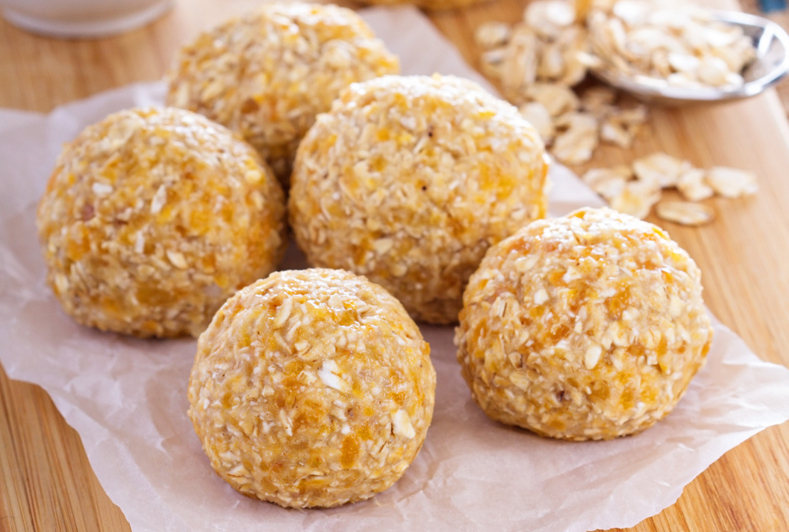 Full Body Cleanse Approved™ Halloween Pumpkin Pie Powerballs