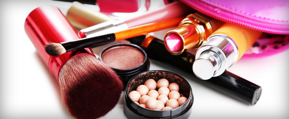 Did you know makeup has tons of chemicals in them?
