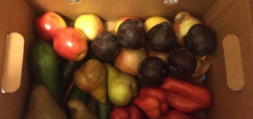 I tried a service that only delivers ugly vegetables – Tech Insider