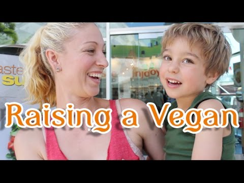 How to Raise a Child Vegan
