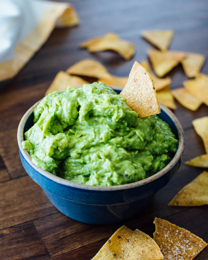 100% Full Body Cleanse Approved Easy Guacamole