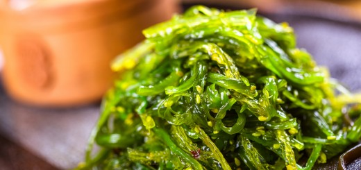 Why Seaweed Deserves to Be the Next Kale