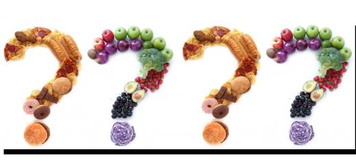 Food Questions