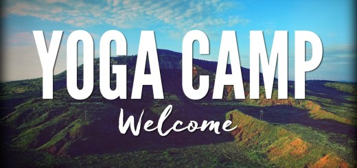 Yoga Camp: Welcome Orientation