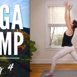 Yoga Camp Day 4