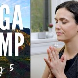 Yoga Day 5
