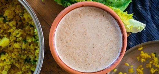 Raw Vegan Special Sauce