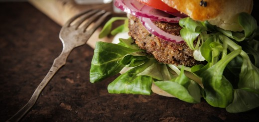 How-To: Make Vegan Burgers with Chandra Gilbert