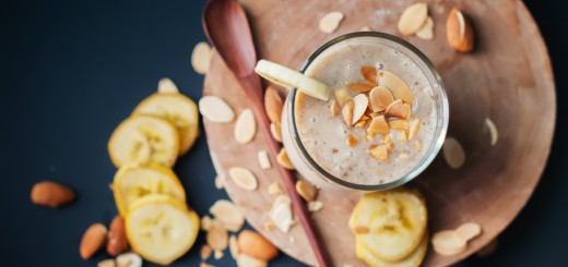 Dreamy Almond Butter Smoothies