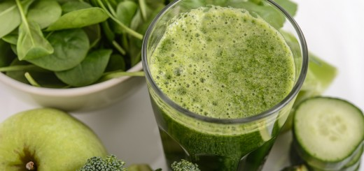 A Good Green Smoothie