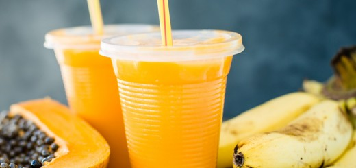 Pineapple Enzyme Banana Smoothie