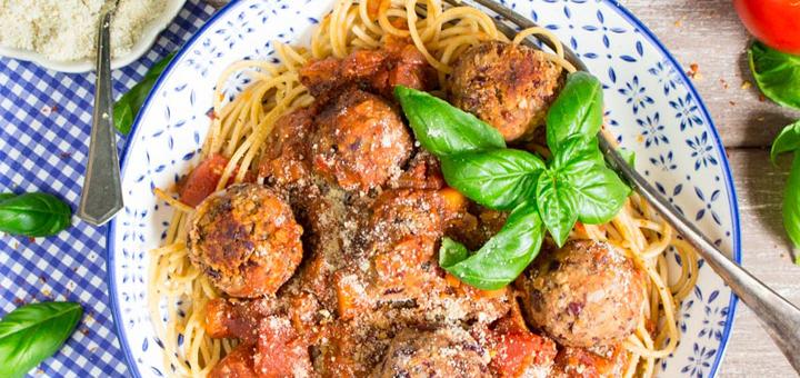spaghetti-bean-balls