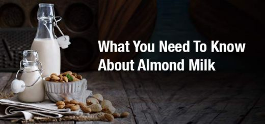 Things You Need To Know About Almond Milk