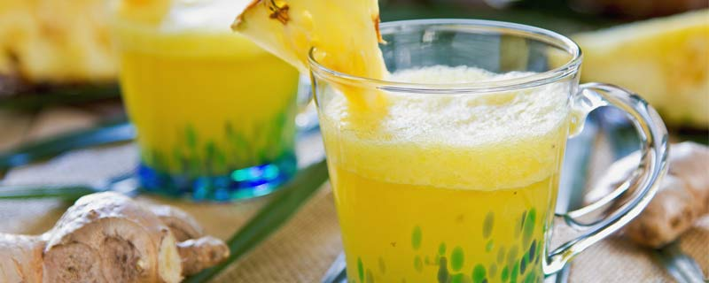 Pineapple Delight Juice