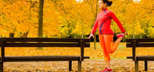 A 6-Move Workout You Can Do On A Park Bench