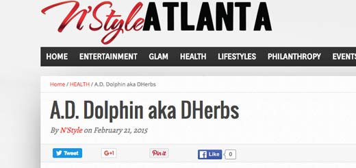 N'Style Atlanta Sits Down with A.D. Dolphin