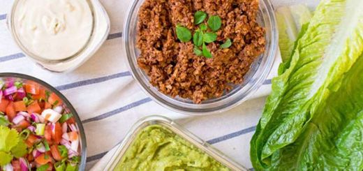 Make Your Own Vegan Taco Spread (Super Easy!)