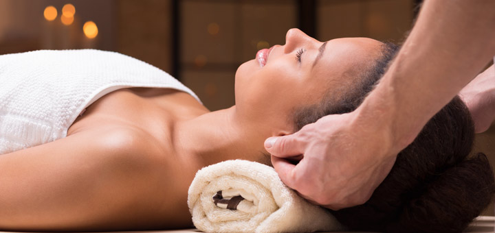 massaging-a-woman