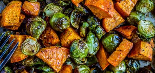 roasted-brussels-sweet-potato