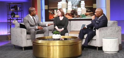 Dherbs CEO A.D. Dolphin on Steve Harvey Show For JUMP Week