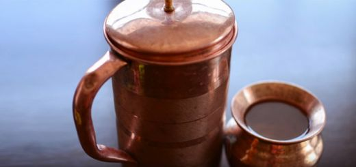 The Benefits Of Drinking Water Out Of A Copper Vessel