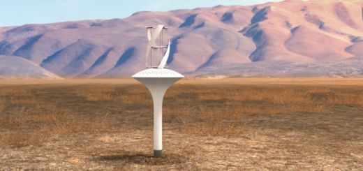 This Wind-Powered Invention Can Produce Clean Water Everyday