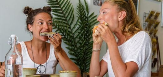 women-eating-sandwiches