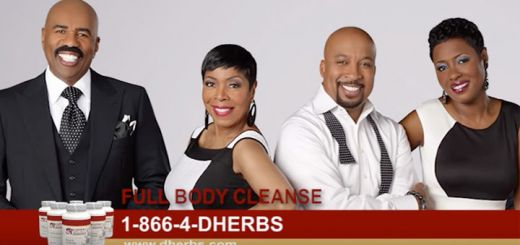 Dherbs CEO Helps Steve Harvey With His Cleanse