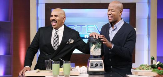 Dherbs CEO Gives The Raw Facts About Cleansing With Steve Harvey